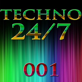 MusicKey TECHNO 24/7 001 In the beginning there was techno