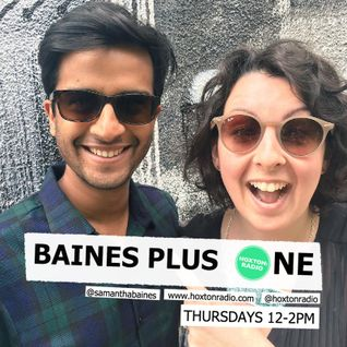 Baines Plus One with Actor and Film-maker Hamza Jeetooa