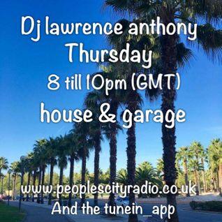 dj lawrence anthony pcr radio 15/09/16