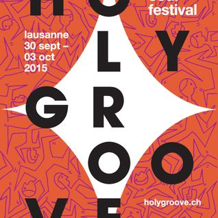 DJ Mr Thing (UK), exclusive mix for Couleur 3 radio Holy Groove Festival 2015