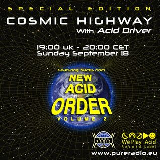 New Acid Order Vol.2 Continuous Mix (Mixed by Acid Driver)_PT2 at Pure Radio Holland