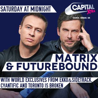 Matrix & Futurebound - The Residency on Capital Xtra (Feb. 2015)