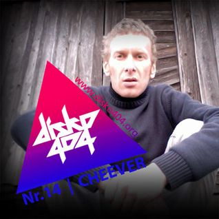 disko404 podcast #14: Cheever