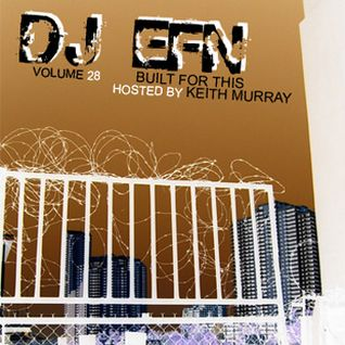 DJ EFN - Vol 28 (Built For This)