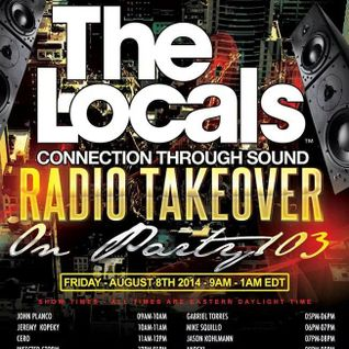 The Locals Project Broadcast (Party 103)