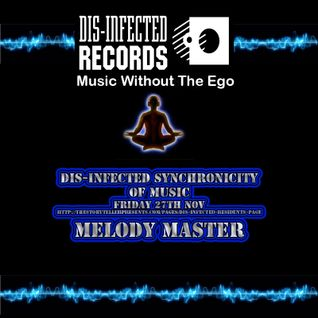 Melody Master Dis-Infected Synchronicity of music nov