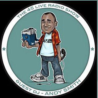 DJ Andy Smith 45 Live mix on www.dublab.com