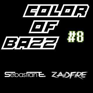 "Sebastian E. - Colour of BaZz #8 ""Classic Mix"""