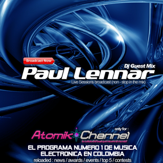 Global Dance Radio With Paul Lennar (Special Edition Episode100 5Th Year)