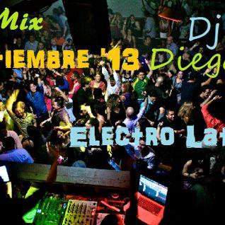 Mix Setiembre '13 - Electro Latino