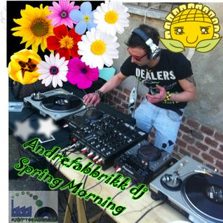 Andrefabbrikk dj*Spring morning live dj set*only vinyl 21-04-2012