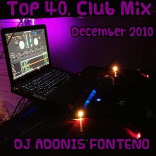 Top 40 Club Mix - December 2010
