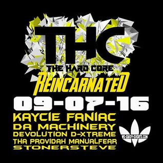 Da Machinery @ The Hard Core (LIVE) 09-07-2016
