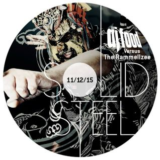 Solid Steel Radio Show 11/12/2015 Hour 2 - DJ Food