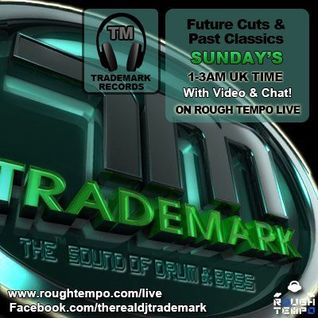 "DJ Trademark Rough Tempo Live Set 06.01.14. ""Classic Drum & Bass Set""."