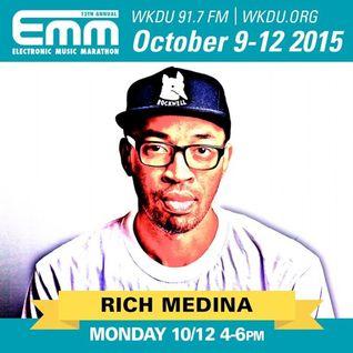 Rich Medina | 2015 EMM