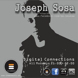 Joseph Sosa Press: Digital Connections ( I Need Music radio) 13-07-2015