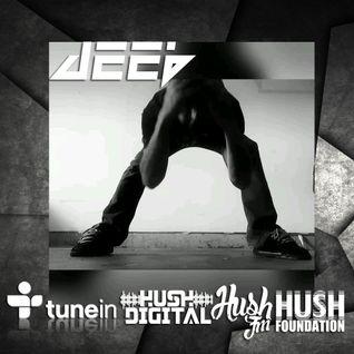 đRum & Bass Friday's with @BrandonDNB on @HushFMRadio (9-2-2016)