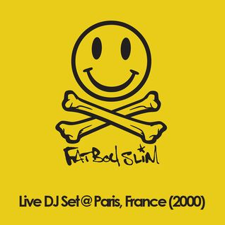 Fatboy Slim Live DJ Set @ Paris, France [2000]