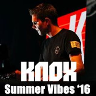 DJ Knox - Promomix for High Five NBG