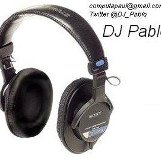 DJ Pablo Live Radio Mix show April 23rd 3PM-6PM