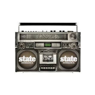State Radio: Wat Anders - Sticks, Reverse & Omar (17-04-2012)