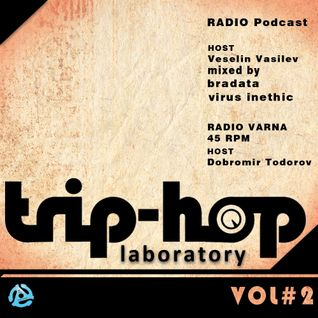 Trip-hop Laboratory Vol.20_03.11.2012_mix by Slamooh