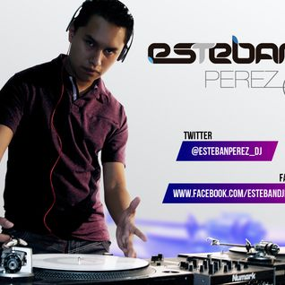 DJ Esteban Perez - Halloween 2013 MIX desde LOUVRE CLUB