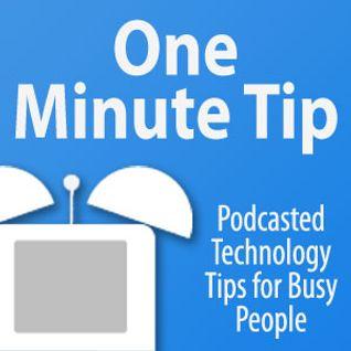 Tip 181: Publish a personal e-newspaper (paper.li) - One Minute Tip Podcast