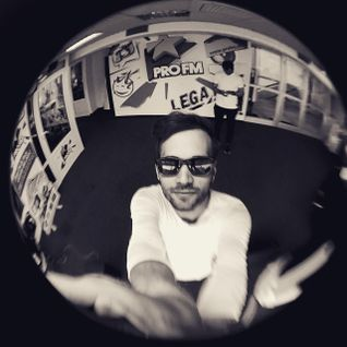 Marius Onuc@DanceFM Bucharest - 27.04.2013