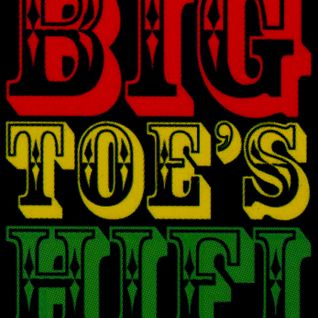 Big Toe's Hifi live @ the Wee Dub Festival, Edinburgh ft MC Ras Ista Lion. Feb 2012.