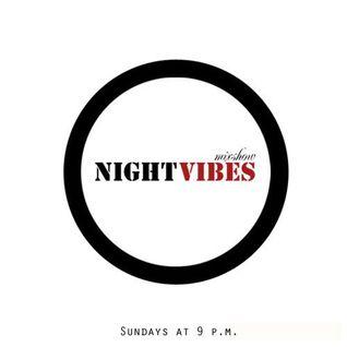 NIGHT VIBES Mix Show, 06.02 Guestmix dPen