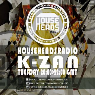 So Deep Radioshow 07.04.15 Hosted by K-Zan on House Heads Radio