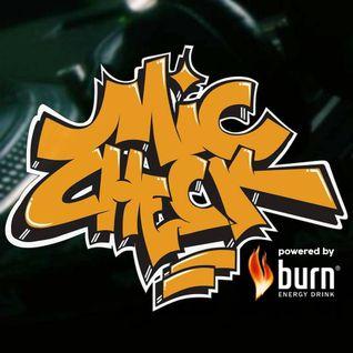 MIC Check #24 - Cypher Aniversar