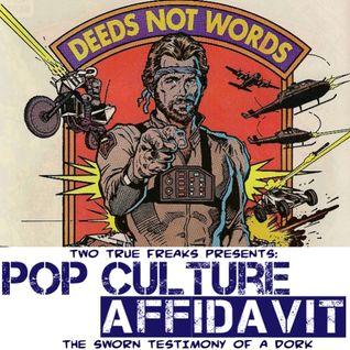 Pop Culture Affidavit Episode 41:  The Pop Culture Affidavit Christmas Countdown!