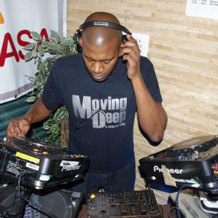 DJ FIDDLA & THE MOVING DEEP AFRO DEEP SESSIONS.NOV 2011