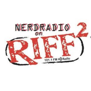 Nerdradio on Riff2 aint afraid of no ghosts