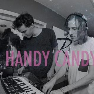 Handy Candy Podcast live on Radio Roxy.fm 25.05.2013 #2
