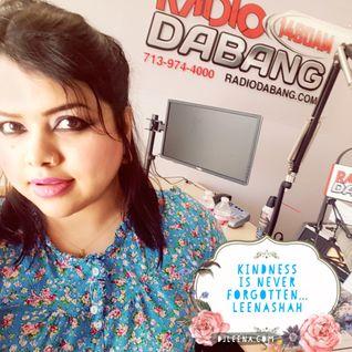 radio show desi bollywood leena shah 18may16