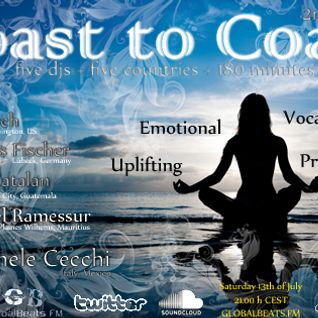 Coast to Coast 2nd Episode part2 (Shakeel Ramessur, Isabelle Catalan, Tyler Burch)