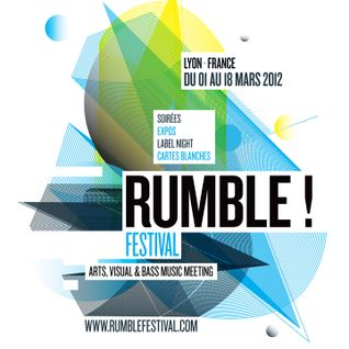 Rumble Festival // Salaryman mix