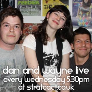 Dan & Wayne Live: Jude & The Girls Pop In!