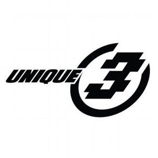Unique 3 - Bass & Beats Deejay Mix March 2013