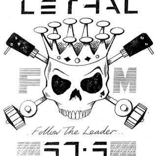 LFM 97.9 DJ's Shock & Kaos (04-02-89)