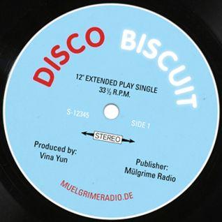 Disco Biscuit am 27.12.2012 mit Vina Yun