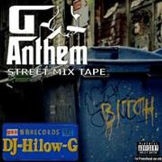 G-anthem gangsta rap mix