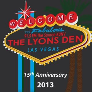 "The Lyons Den Radio Show 13-10-27-2 DJ SHOE 'SPOOKTACULEAR 2013"" PART TWO - EPISODE # 804"