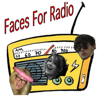 Faces For Radio Show 11: THE BIKE ONE...give it back!