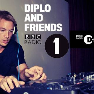 Diplo and Friends on BBC radio 1 feat. Davoodi & Todally Krossed Out 10/21/2012