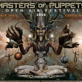 Masters of Puppets Mix